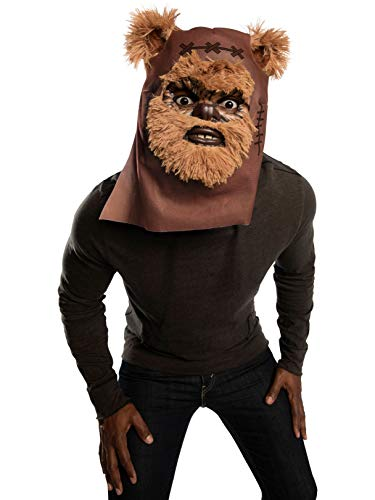 Rubie's Star Wars Classic Adult Ewok Furry Mask -