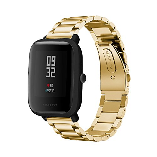 Amazon.com: For Xiaomi Amazfit Bip Younth band,Senter 20mm ...
