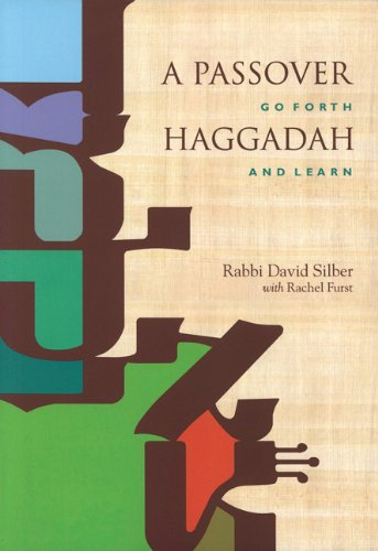 A Passover Haggadah: Go Forth and Learn (English Edition)