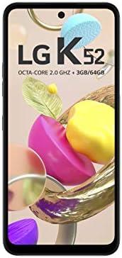 "Smartphone LG K52 64GB Verde 4G Octa-Core 3GB RAM - Tela 6,59"" Câm. Quádrupla + Selfie 8MP Dual Chip"