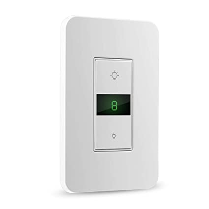 45a4e398a950 BrizLabs Smart Dimmer Switch, Wi-Fi Dimmer Light Switch with Remote/Timer  for