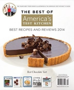 The Best of America's Test Kitchen 2014 Special - Cooks Illustrated Best Of 2014