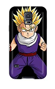 Galaxy High Quality Tpu Case/ Kid Gohan ArmpUzG13046TlDGy Case Cover For Galaxy S5