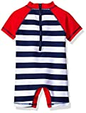 Little Me Baby Boys' Rashguard Suit, Sailboat, 6-9M