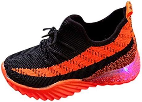 LED 発光シューズ スニーカー 男の子 女の子 Jopinica 運動靴 可愛い 軽量通気 抗菌防臭 滑り止め 柔らかい 子供