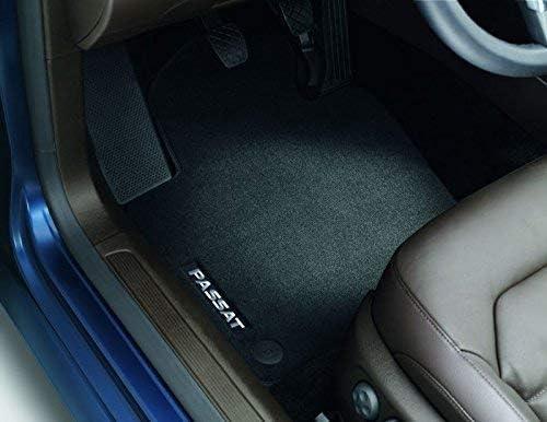 Original Vw Velours Fußmatten Premium Für Passat Vii B7 Vorn Und Hinten Auto