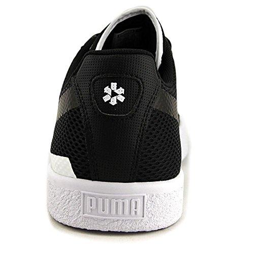 Puma X Ueg Hombres Court (negro / Blanco) Negro