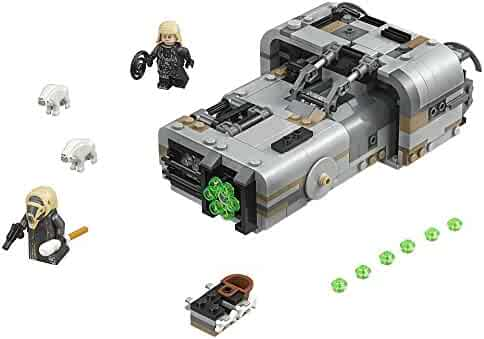 LEGO Star Wars Moloch's Landspeeder 75210 Building Kit 464 pieces
