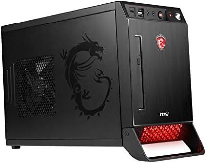 MSI 9S6-B10611-010 - Ordenador de sobremesa (Intel i5-6600K, 8 GB de RAM, HDD de 2 TB y 128 GB SSD, NVIDIA GeForce GTX970, Windows 10), Negro: Amazon.es: Informática