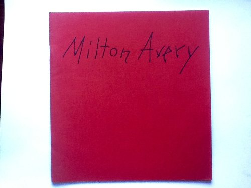 Milton Avery: My Wife Sally, My Daughter March