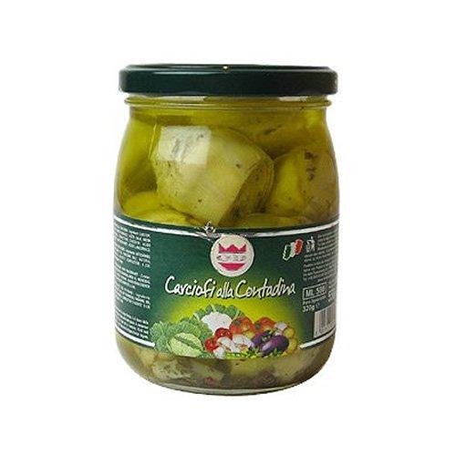 pickled artichoke hearts - 3
