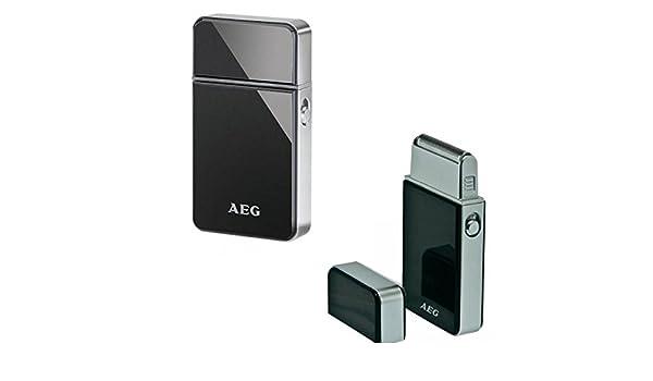 1 pieza AEG batería Afeitadora de hombre HR 5636 negro afeitadora ...