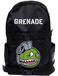 Grenade Recruiter Backpack Black Mens