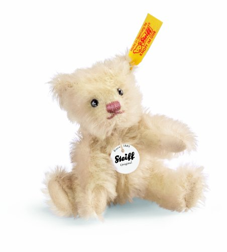 Steiff Miniature Teddy Bear Cream