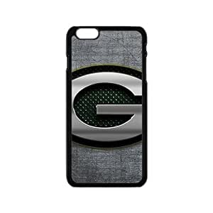QQQO Green Bay Packers grey Hot sale Phone Case for iPhone 6