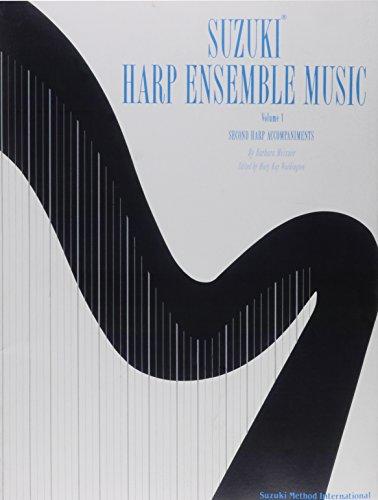 Suzuki Harp Ensemble Music Volume 1 (Ensemble Suzuki Harp)