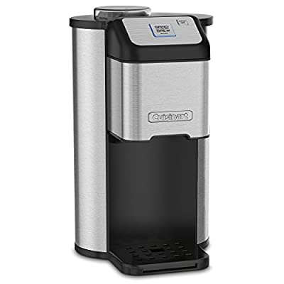 Cuisinart DGB-1 Single Cup Grind & Brew Coffeemaker (Certified Refurbished)