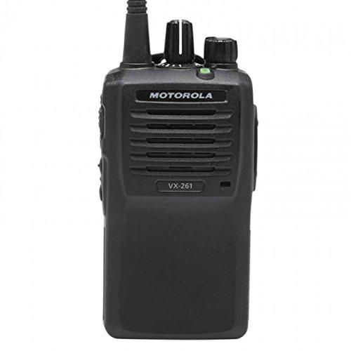 - Motorola Original VX-261-G7-5 UHF 450-512 MHz AC128U501-MOT-NA Handheld Two-way Transceiver 5 Watts, 16 Channels