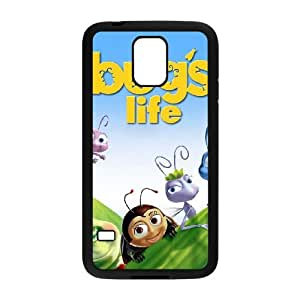 Samsung Galaxy S5 Cell Phone Case Black Bugs Life Custom Phone Case Covers Clear CZOIEQWMXN21730