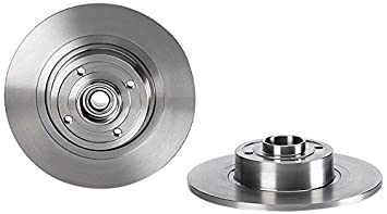 Brembo 08A13517 Disco de Freno Set de 2