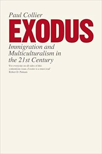 Exodus immigration and multiculturalism in the 21st century amazon exodus immigration and multiculturalism in the 21st century amazon paul collier 9781846142246 books malvernweather Images