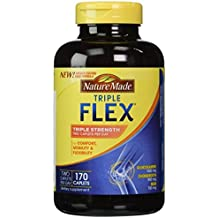 Nature Made TripleFlex Triple Strength, 170 Caplets
