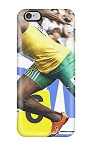 Hot Awesome AnnaSanders Defender Tpu Hard Case Cover For Iphone 6 Plus- Usain Bolt Running