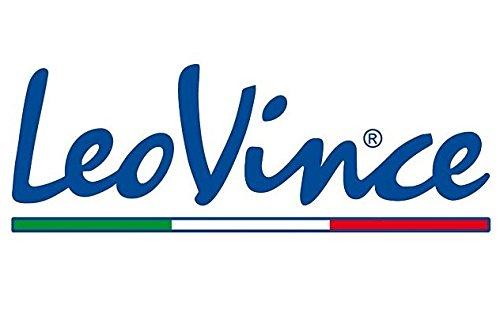Leo Vince X3 Stainless Slip-On - Aluminum 3378 ()