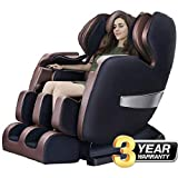 Massage Chair By OOTORI, Deluxe S-Track Recliner with 3D Robot Hand, Zero Gravity Full Body Air...