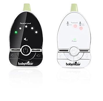 Babymoov Easy Care Babyphone Audio avec VOX et Double Alarmes, Portée 500 m 776c9b108d5
