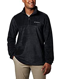 Men's Steens Mountain Half Zip Soft Fleece Jacket