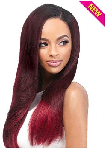 (Outre Velvet Brazilian 100% Remi Human Hair Weave - YAKI (10
