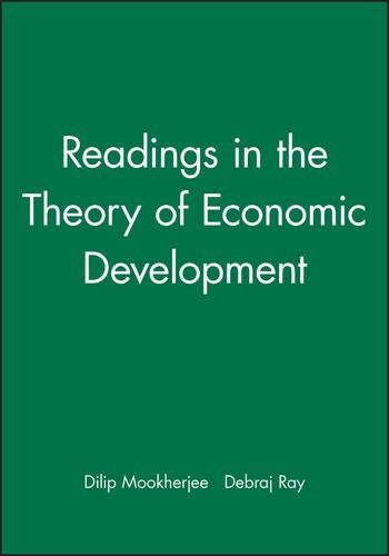 Readings in the Theory of Economic Development (Wiley Blackwell Readings for Contemporary Economics)