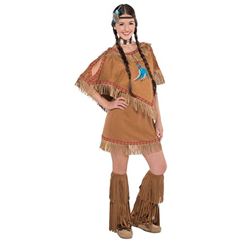 Teen Native American Princess Costume - Junior Large (11-13)