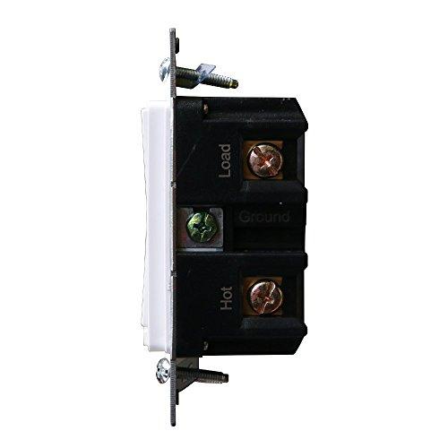 enerwave zw15s z wave wireless 3 way switch 120vac 15a 60hz 1000w rh amazon com 3-Way Dimmer Switch Wiring 3-Way Wiring Diagram Multiple Lights