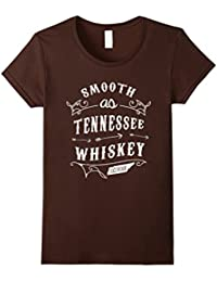 Smooth As Tennessee Whiskey Shirt : Southern State Drinker