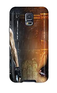 BMH-2316PBzxiMRe Case Cover Croft Video Game Galaxy S5 Protective Case