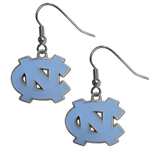 NCAA North Carolina Tar Heels Dangle Earrings