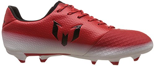 16 White FG Chaussures Core Red Ftwr Black Homme Rouge adidas 2 Football Messi de 5OxOqf