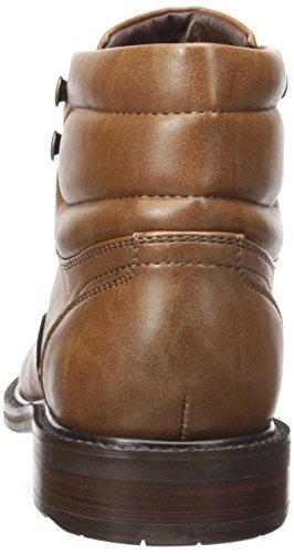 Kenneth Cole Mens Non Elencato Rotolo Con Esso Chukka Boot Cognac
