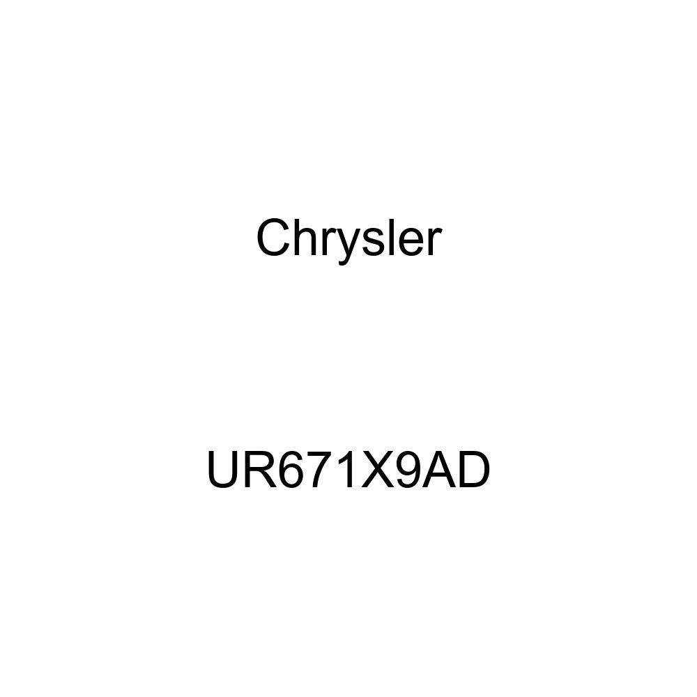 Genuine Chrysler UR671X9AD Steering Wheel