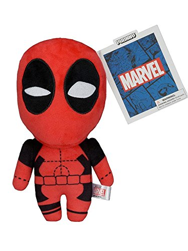 Kidrobot Plush Toy Marvel Phunny Plush - Deadpool - 8""