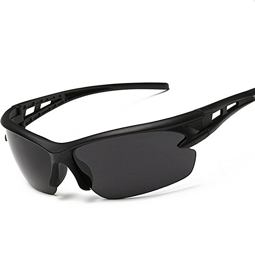 Cutelook Explosion-proof Lens Polarized Sports Cycling Sunglasses with Lenses (Sunglasses To Cataracts Prevent)