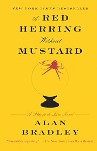 book cover of A Red Herring Without Mustard