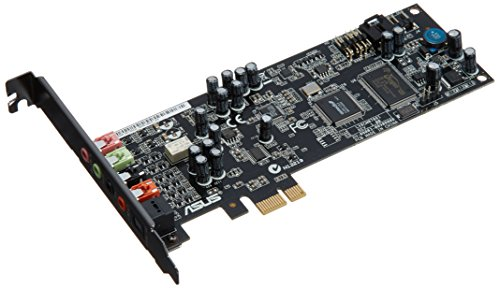 Photo - ASUS Xonar DGX PCI-E GX2.5 Audio Engine Sound Cards