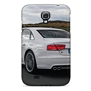 New Audi S8 Skin Case Cover Shatterproof Case For Galaxy S4