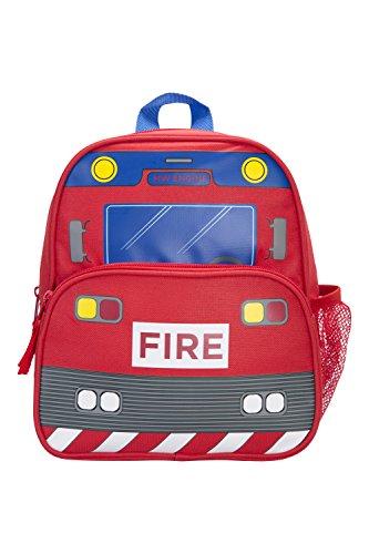 Bag Rojo Talla Mountain Fire Warehouse Única Engine 025651 Kids xXwqaS