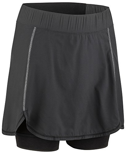 Louis Garneau - Women's Urban Bike Skirt, Black, XX-Large by Louis Garneau