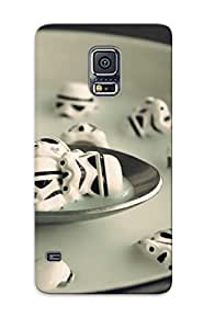 Case Provided For Galaxy S5 Protector Case Storm Trooper Cereal Phone Cover With Appearance