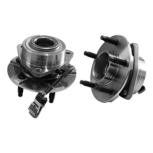 GSP 104189 Axle Bearing and Hub Assembly - Left or Right Front (Driver or Passenger ()